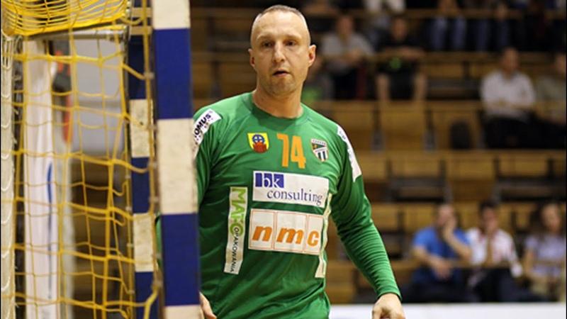 Kazimierz Kotliński Belarus Vive Targi Kielce vs Hans Lindberg Anders Eggert