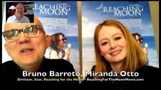 Miranda Otto, Reaching for the Moon, found Elizabeth Bishop! INTERVIEW