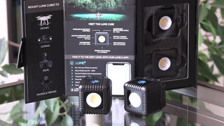 Two Pack Lume Cube - Lamparas Cubo. Led - Todofotografia