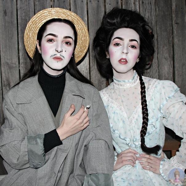 Модные близняшки Арна и Ванесса