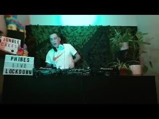 Phibes - Jungle Cakes Lockdown 19/06/2020