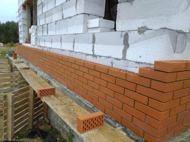 Нужен ли в стенах из лёгких блоков вентиляционный зазор?