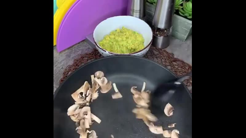 Варианты блюд из пасты с авокадо