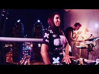 Skytower Session Dubai Marina, Full DJ Set with LIVE Instruments by 11 Unicorns, HQ Audio