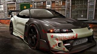 Need for Speed Underground 2 - Mitsubishi Motors Eclipse Formula Drift - Gold Samurai