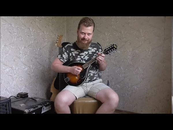 Mandolin Oscar Schmidt By Washburn OM10 Midsummer