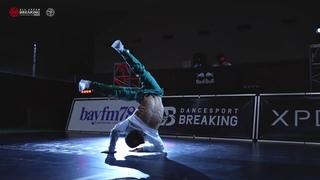 "Recap BBoy Shigekix ""Osaka Samurai"" at All Japan Breaking Championships 2020"