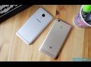 Meizu M3s mini против Xiaomi Redmi 3s