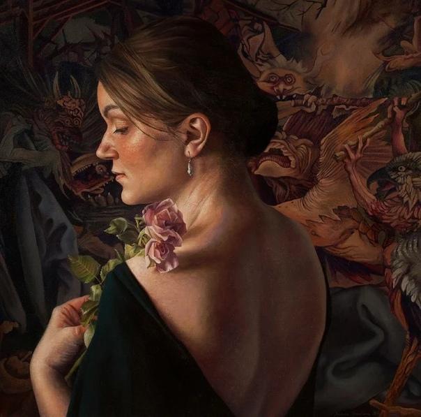 Художница из Польши Агнешка Ниенартович родилась в 1991 в маленьком городке Еленя-Гуры, который находится в Нижней Силезии