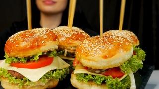 Идеальный бургер! Добавьте их и котлеты станут нереально сочными! How To Make the Perfect Burger