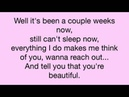 You're Perfect by Jacob Whitesides (Lyrics)
