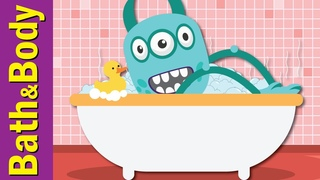 This Is The Way - Bath Time & Body | Daily Routines Song for Kids | Fun Kids English