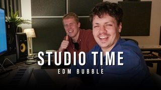 Studio Time   Episode 7: How Mike Cervello and me made EDM Bubble