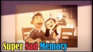 Memories - Maroon 5 (Lyrics with animation story)