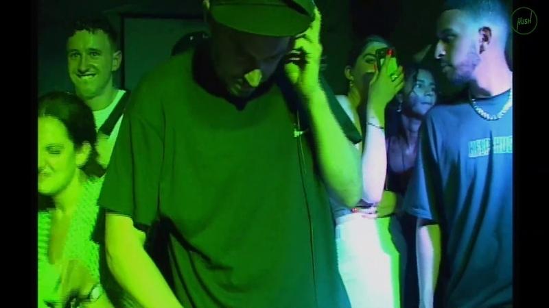 Fracture DJ set Keep Hush Live Sherelle presents