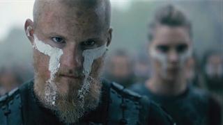 Vikings: Björn vs Ivar (Kattegat Battle Part 1) 5x20 [Season 5b Scene] (HD)