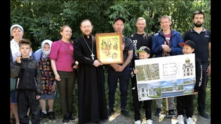 Храм на берегу Челябинска - субботник 21 июня 2021