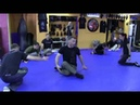 Dynamic hip strength exercies