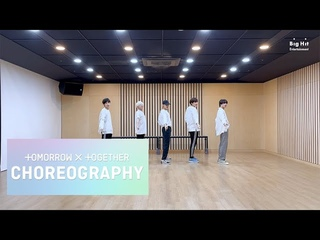 TXT (투모로우바이투게더) 'HUG' 2020 KBS 가요대축제 Dance Practice
