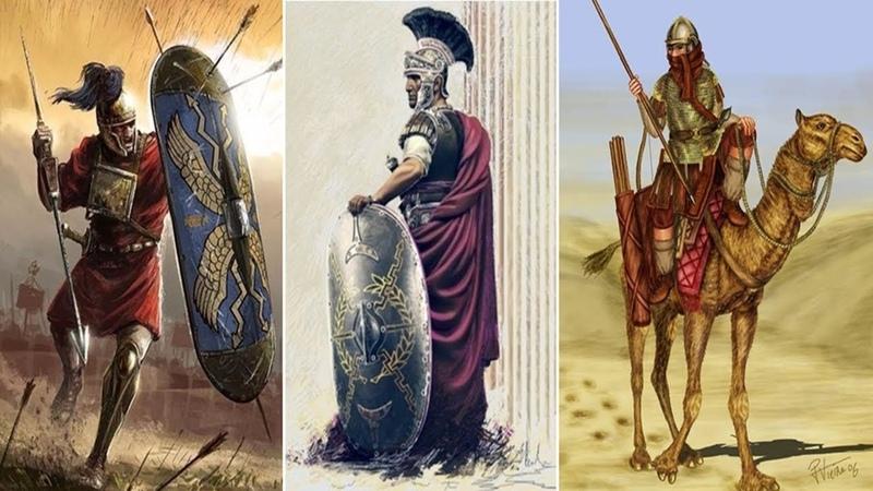 Армия Древнего Рима Состав и организация
