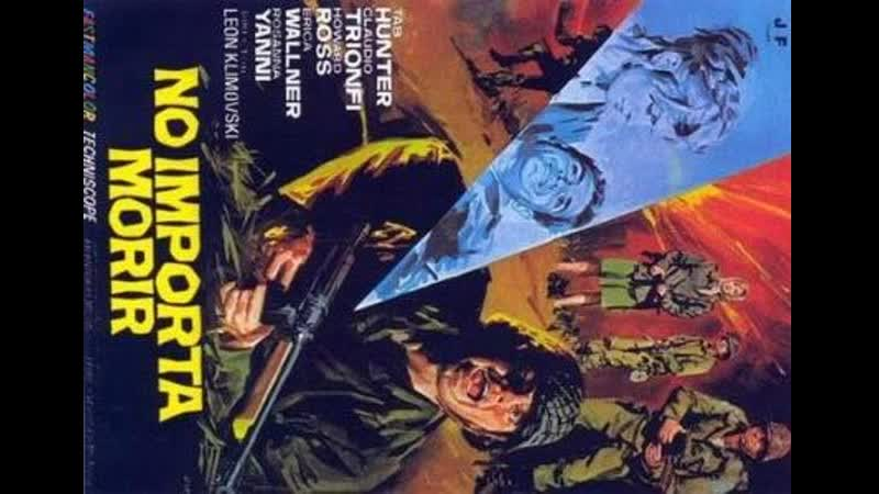 Quel maledetto ponte sull'Elba (No importa Morir) (1969) (Español)