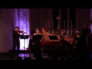 J.S. Bach, J.B. Boismortier, G.F. Händel, C. Seurat - Virtuosité entre Lorraine et Saxe - Le Concert Lorrain [Stephan Schultz]