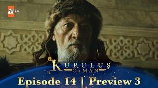Kurulus Osman Urdu   Season 2 Episode 14 Preview 3