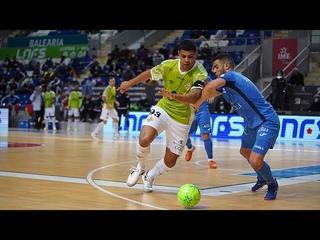 Palma Futsal - Viña Albali Valdepeñas Jornada 25 Temp 2020-21