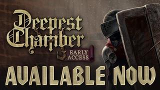 Игра Deepest Chamber вышла в раннем доступе в Steam!