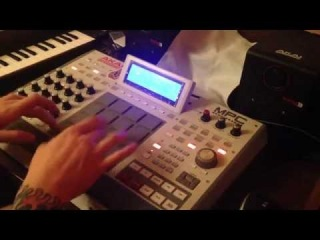 Major Lazer - Come On To Me ft. Sean Paul - JahGidz Remix - live mpc renaissance