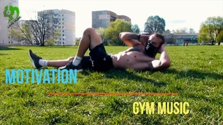 Pumping the abdominal press. Motivation video. music for gym