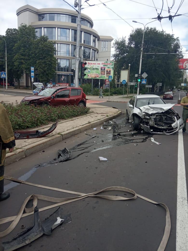 За выходные дни в ДТП травмированы два ребенка-пассажира