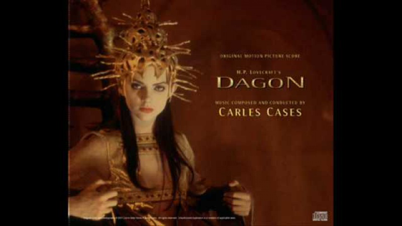 DAGON MOVIE OST