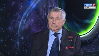 Вести. Интервью с космонавтом Виктором Савиных () (ГТРК Вятка)