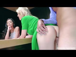 Savannah Sixx, Kit Mercer - Sharing Is Truly Caring  порно, секс, минет, сиськи, анал, sex, porno, gonzo, anal, blowjob