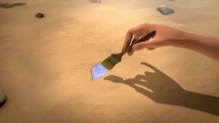 027_Пиксар (pixar) Египетские пирамиды мультик для детей интересный дисней Disney Egyptian pyramids_480p