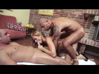 Stacy silver her first threesome[italian,anal,blowjob,all sex,lesbian,solo,treesome,gonzo,hd porno]