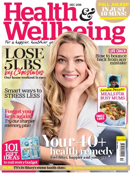Health and Wellbeing 2018 12