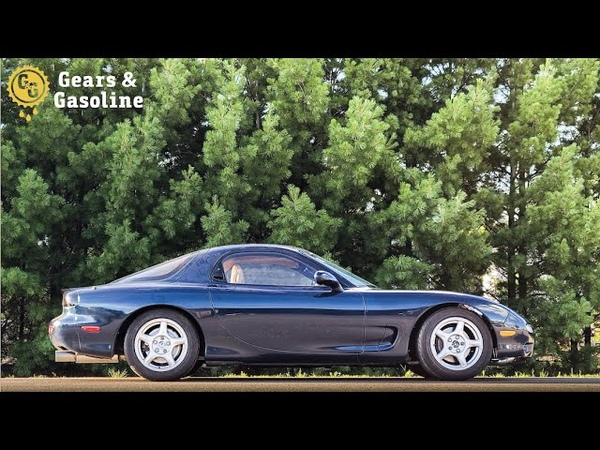K-Swapping My FD RX7 Episode 1