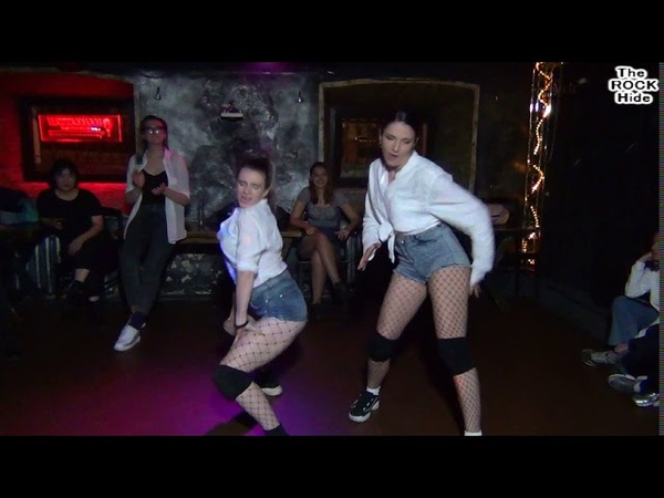 Jessi SSENUNNI dance cover by CHTOBY CHTO Ночная KOREA PARTY 1909 19 20 09 2020