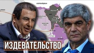 Баласанян: Говорить, что Шуши пал из-за Гагика Царукяна, означает издеваться над армией