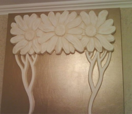 Отделка внутренних стен и фасадов декоративной штукатуркой, изображение №8