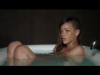 Рианна (rihanna) голая в ванной