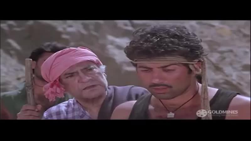 Бандит Dacait, 1987 - Ракхи, Минакши Шешадри, Санни Деол, Суреш Оберой, Раза Мурад