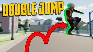 Ue4 создание двойного прыжка и добавление анимации unreal engine 4 double jump ue4