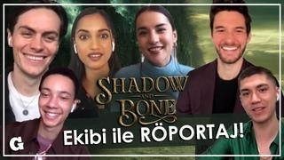 Shadow and Bone Ekibiyle Röportaj yaptık! SETTEN NELER ÇALMIŞLAR?