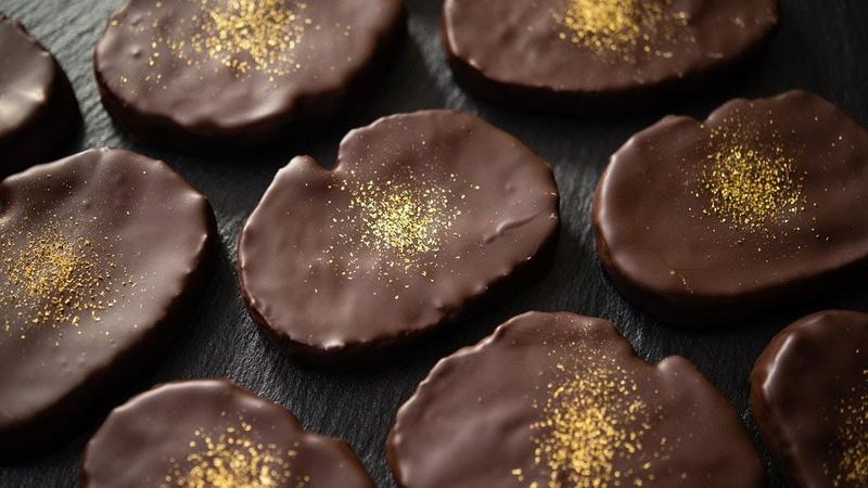 手作りバレンタイン大量生産 高級風チョコレートラスクの作り方