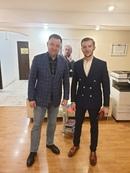 ⚡️🗓 Сегодня состоялась встреча Руководителя Всероссийской Молодежной организации ЛДПР Коршункова Вла