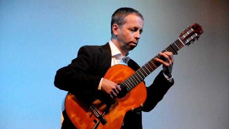Göran Söllscher plays the Beatles