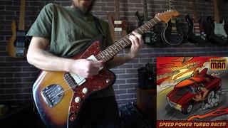 Amphibian Man - Racer (Guitar Playthrough 2020)